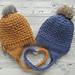 Sjakkmatt Luer og Pannebånd pattern
