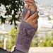 140-15b Serenas Comfort - Wrist warmers pattern