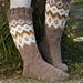 s23-17 Silje Socks pattern
