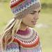 173-51 Stavanger Hat pattern