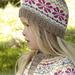 S27-6 Prairie Fairy Hat pattern