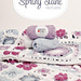 Spring Lane Mystery Blanket CAL pattern