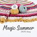 190-1 Magic Summer Shawl CAL pattern