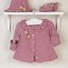 b14-5 Little Miss Berry Cardigan pattern