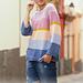 201-33 Sonora Sunrise Sweater pattern