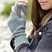 180-35 b Winter Serenity Wrist Warmers pattern