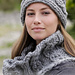 182-36 b Crowning Cables Head Band pattern