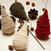 Aga's Knitted Christmas Tree pattern