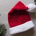 Santa Baby Hat pattern