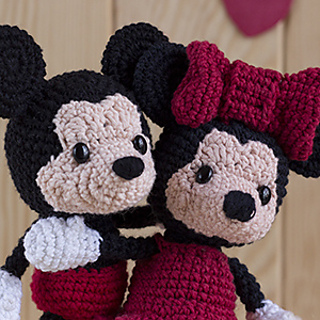 amigurumi mickey mouse Archives - Amigurumi Free Patterns and ... | 320x320