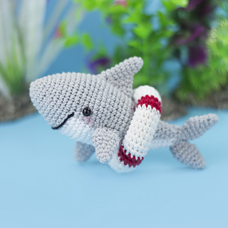 Awesome Shark Crochet Patterns | 320x320
