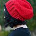 La Villa Lace Brim Slouch Hat pattern