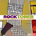 SOCKtober16 Mystery Sock pattern