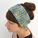 Sea Moss Headband pattern