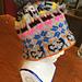Chell's Portal Winter Hat pattern