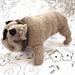 English bulldog pattern