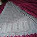 Colsay Shoulder Shawl pattern