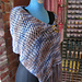 Easy Mesh Scarf/Stole pattern