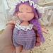 Elf baby doll pattern