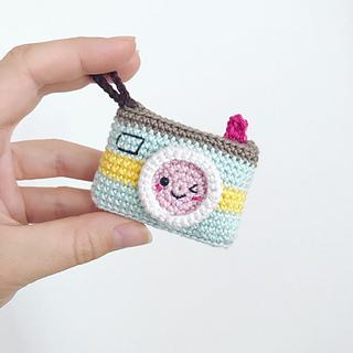 Cute Amigurumi Keychains Free Crochet Patterns | 320x320