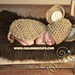 Elephant Cuddle Critter Cape Newborn Photography Prop pattern