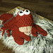 Pinchy the Lobster Cuddle Critter Cape Set pattern
