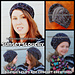 Sunset Slouchy Hat pattern