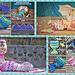 Mermaid Princess Cuddle Cape Set pattern