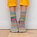Spotty Socks pattern