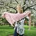 The Sakura Shawl pattern