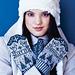 #06 Snowbird Mittens pattern
