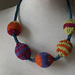 Anjie's Knitted Bead Necklace pattern