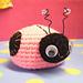 Ladybug Amigurumi pattern