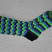 Self-Striping Socks pattern