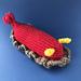 Naiad the Nudibranch pattern