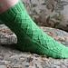 Multifaceted Socks pattern