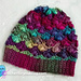 Shell N Picots Slouch Hat pattern