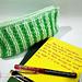 Handy Dandy Pencil Case pattern