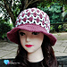 Casual Summer Sun Hat pattern