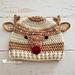 Woodland Spotted Deer Hat pattern