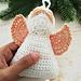 Angel Ornament pattern
