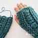 Yara Fingerless Gloves pattern
