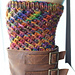 Out For A Stroll Boot Cuff pattern