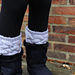 Double Dutch Boot Toppers pattern