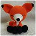 The Sleepy Fox pattern