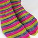 Scrumptious Stripes Socks pattern