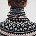 Stoneham Poncho pattern