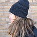 Subtle Interruption Hat pattern