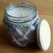 Lattice Jar Candle Cover pattern
