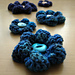 Puffy Flowers (Two sizes) pattern